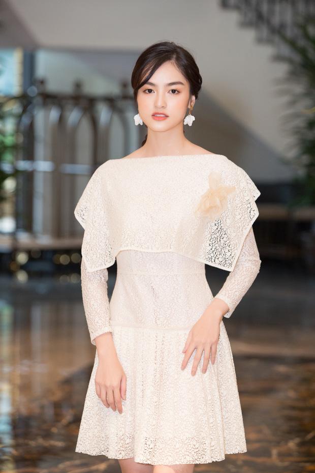 Dàn thí sinh đổ bộ sơ khảo miền Bắc Hoa hậu Việt Nam 2020: Bản sao Châu Bùi nổi bần bật, thí sinh diện váy bánh bèo gây chú ý - Ảnh 2.