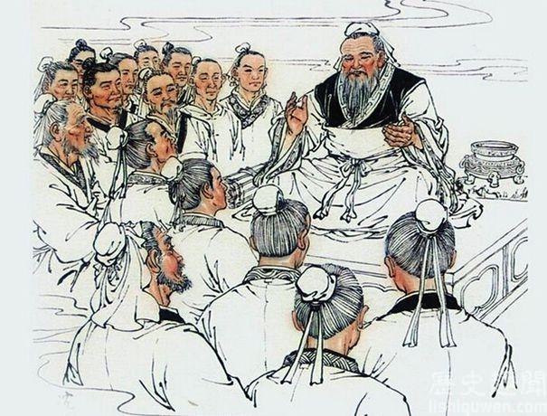 Vứt đi thì tiếc nên người ngư dân đem con cá ế tặng cho Khổng Tử, phản ứng của Khổng Tử khiến các đệ tử sửng sốt - Ảnh 2.