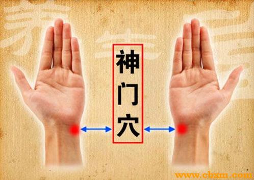 Huyệt Thần Môn: Cánh cửa thần mở kho thuốc 0 đồng hỗ trợ chữa nhiều bệnh từ thân đến tâm - Ảnh 2.