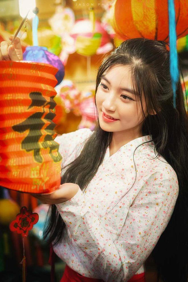 Gái xinh sinh năm 1999 vào vai chị Hằng thành công nhất mùa Trung thu giờ ra sao? - Ảnh 2.
