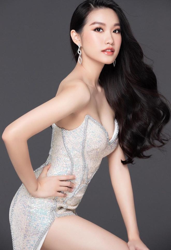 So nhan sắc trên mạng với ngoài đời của Doãn Hải My - gái đẹp hot nhất Hoa hậu Việt Nam - Ảnh 4.