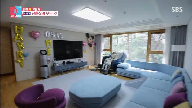 Nam thần Shinhwa lên truyền hình kể về vợ: Đẹp như minh tinh, không thể xa nàng quá 1km, 24 tiếng - ảnh 5
