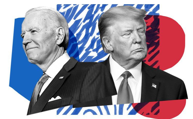 """Buổi tranh luận tổng thống đầu tiên: Ông Trump yêu cầu """"khám tai"""", ông Biden từ chối"""