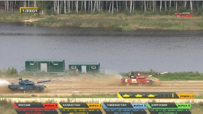 Đại tá Nguyễn Khắc Nguyệt: Cuộc chiến không khoan nhượng ở Tank Biathlon 2020 - Nga diễu võ dương oai - Ảnh 5.