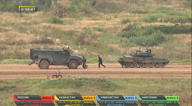 Đại tá Nguyễn Khắc Nguyệt: Cuộc chiến không khoan nhượng ở Tank Biathlon 2020 - Nga diễu võ dương oai - Ảnh 7.