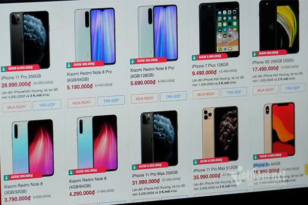 Giá iPhone tại Việt Nam đồng loạt giảm sốc 6 triệu đồng - Ảnh 1.