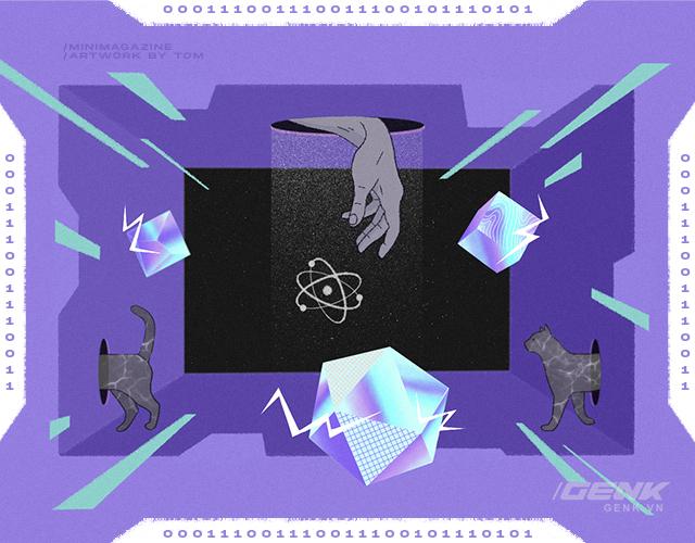 Tạo ra được tính ngẫu nhiên: Ứng dụng bất ngờ của máy tính lượng tử có thể nâng cấp toàn ngành công nghệ - Ảnh 3.