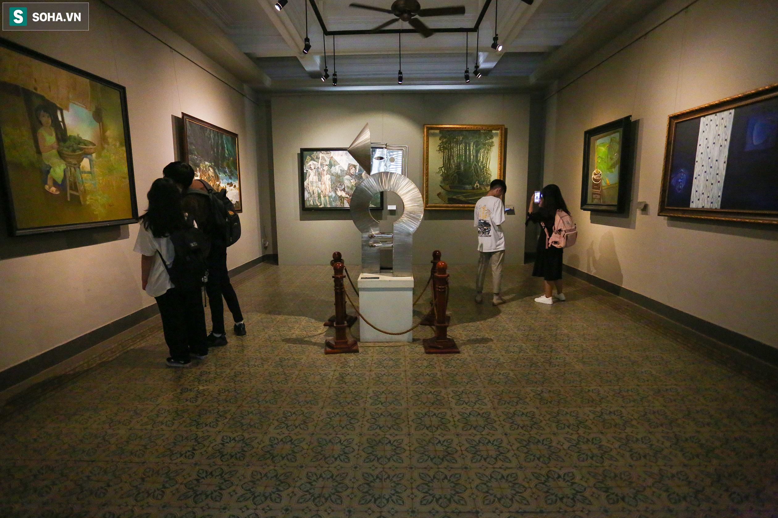 Dự án tứ giác Bến Thành có vị trí đắc địa bậc nhất TP.HCM thi công gây lún nứt Bảo tàng Mỹ thuật - Ảnh 15.