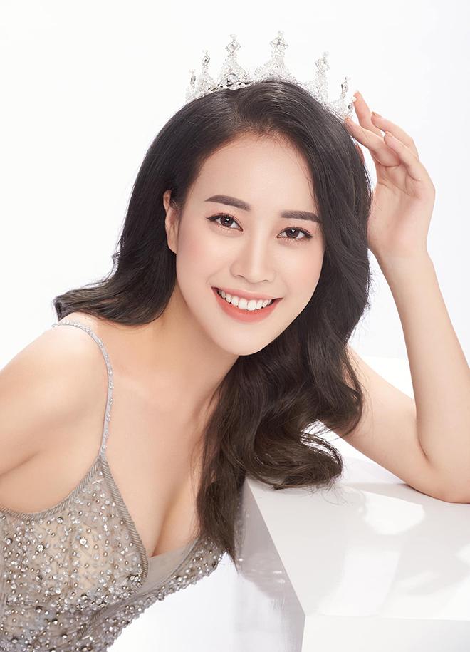 Nhan sắc MC VTV vừa bị loại khỏi Hoa hậu Việt Nam 2020 - Ảnh 9.