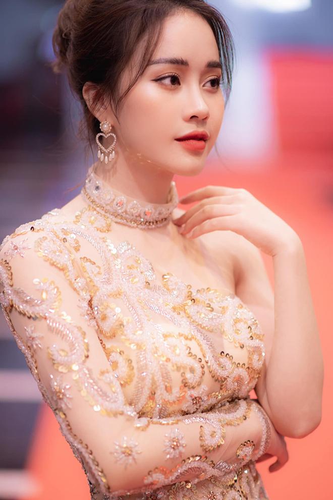 Nhan sắc MC VTV vừa bị loại khỏi Hoa hậu Việt Nam 2020 - Ảnh 5.