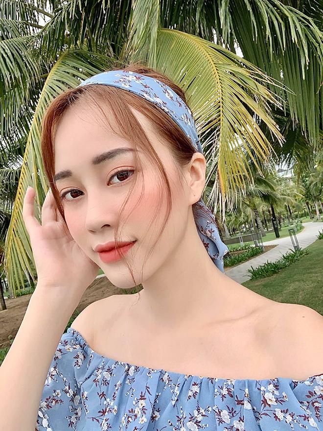 Nhan sắc MC VTV vừa bị loại khỏi Hoa hậu Việt Nam 2020 - Ảnh 7.