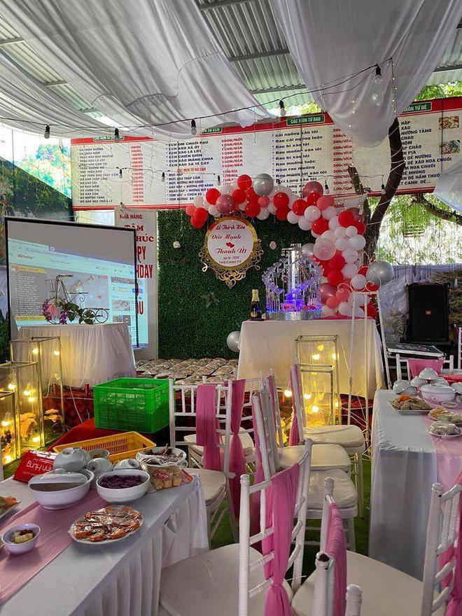 Vụ nhà hàng bị bom 150 mâm cỗ cưới trị giá hơn 200 triệu đồng: Hôm qua cô dâu vẫn đến ăn cơm, hỏi về tình hình cỗ bàn - Ảnh 4.