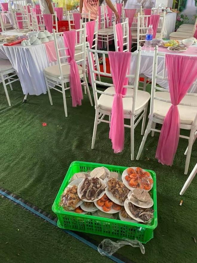 Vụ nhà hàng bị bom 150 mâm cỗ cưới trị giá hơn 200 triệu đồng: Hôm qua cô dâu vẫn đến ăn cơm, hỏi về tình hình cỗ bàn - Ảnh 6.