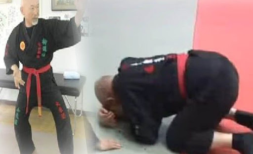 Đại sư khí công có võ ảo hơn võ sư Huỳnh Tuấn Kiệt, chỉ cần… nhìn là đối thủ gục ngã - Ảnh 6.