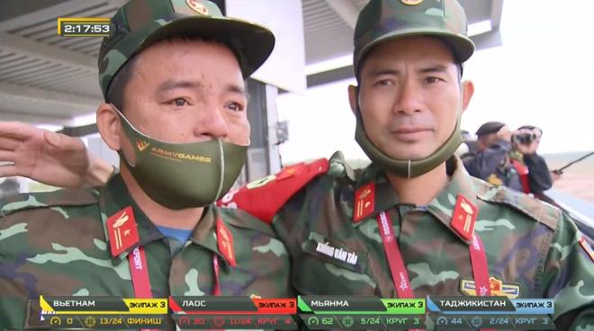 Việt Nam vô địch Tank Biathlon 2020: Vỡ òa niềm vui - Kỳ tích lịch sử chưa từng có - Ảnh 5.