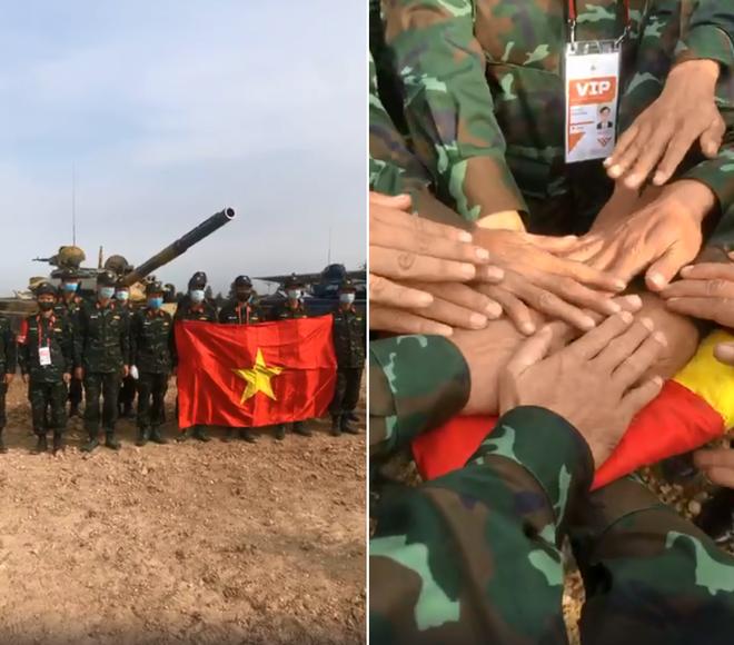 Việt Nam vô địch Tank Biathlon 2020: Vỡ òa niềm vui - Kỳ tích lịch sử chưa từng có - Ảnh 2.