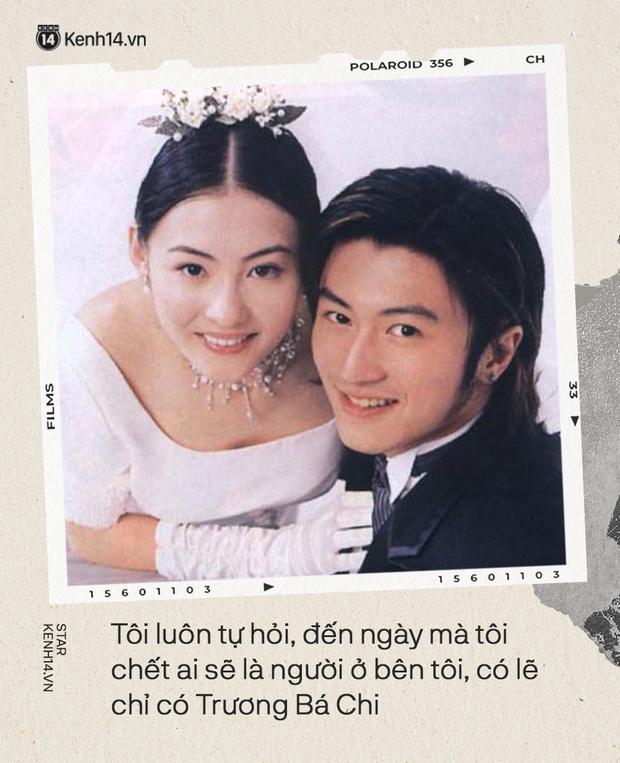 Tạ Đình Phong: Quý tử phản nghịch nhà Hoa hậu thành báu vật Cbiz, 2 thập kỷ rắc rối tình tay 3 với Trương Bá Chi - Vương Phi - Ảnh 13.