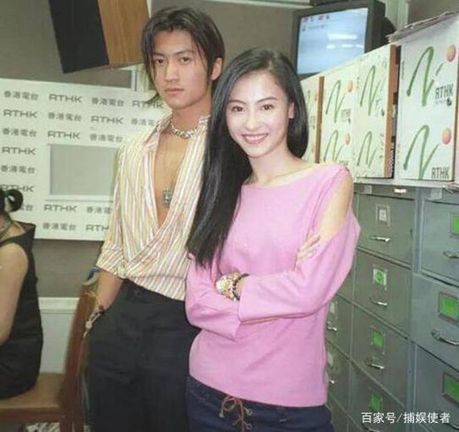 Tạ Đình Phong: Quý tử phản nghịch nhà Hoa hậu thành báu vật Cbiz, 2 thập kỷ rắc rối tình tay 3 với Trương Bá Chi - Vương Phi - Ảnh 15.