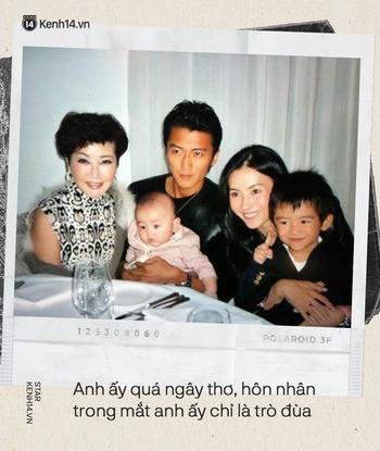 Tạ Đình Phong: Quý tử phản nghịch nhà Hoa hậu thành báu vật Cbiz, 2 thập kỷ rắc rối tình tay 3 với Trương Bá Chi - Vương Phi - Ảnh 16.