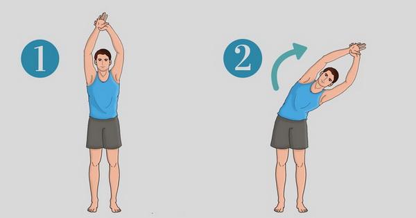 Bài tập thể dục tốt cho dân văn phòng - Ảnh 3.