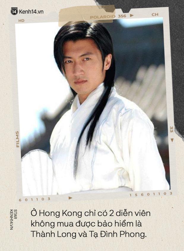 Tạ Đình Phong: Quý tử phản nghịch nhà Hoa hậu thành báu vật Cbiz, 2 thập kỷ rắc rối tình tay 3 với Trương Bá Chi - Vương Phi - Ảnh 8.