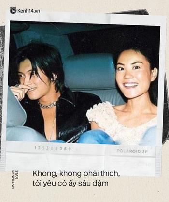 Tạ Đình Phong: Quý tử phản nghịch nhà Hoa hậu thành báu vật Cbiz, 2 thập kỷ rắc rối tình tay 3 với Trương Bá Chi - Vương Phi - Ảnh 9.