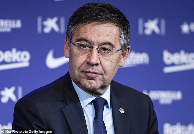 Chính thức tuyên bố ở lại Nou Camp, Messi không chút nể nang mắng Chủ tịch Barca - Ảnh 2.