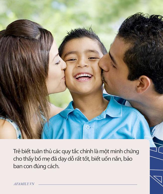 Nếu con có 5 biểu hiện này thì xin chúc mừng, bố mẹ đang làm rất tốt công việc nuôi dạy, tương lai đứa trẻ ắt hẳn rạng rỡ - Ảnh 2.