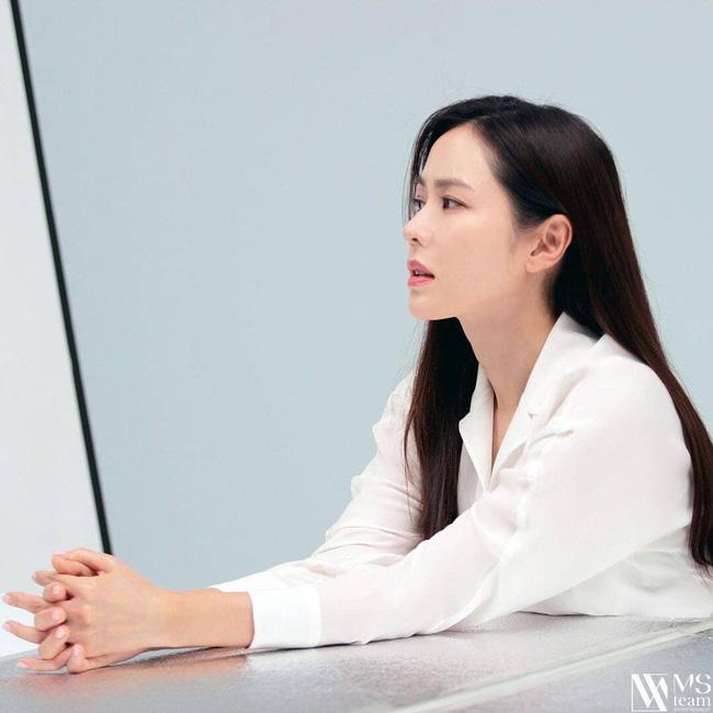 Son Ye Jin chứng minh nhan sắc thật cũng đạt chuẩn visual không kém gì ảnh đã qua chỉnh sửa - Ảnh 2.