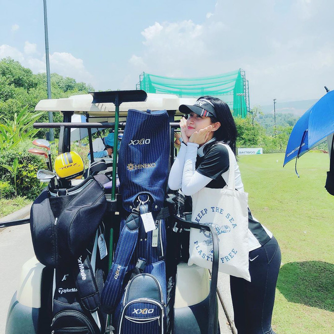 Bắt bài chụp ảnh của dàn gái xinh sân golf, chỉ một bức hình mà khoe đủ combo đẹp - khoẻ - sang - Ảnh 26.