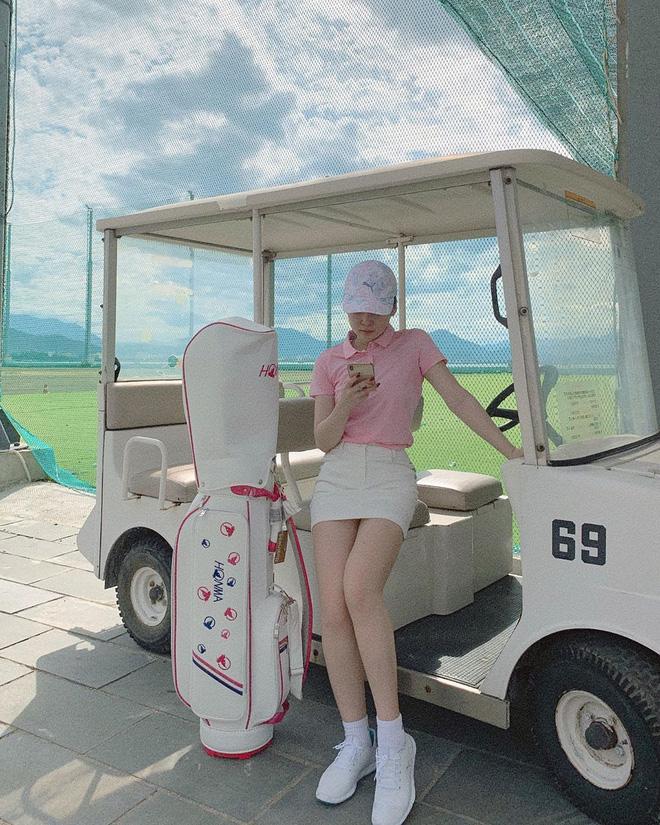 Bắt bài chụp ảnh của dàn gái xinh sân golf, chỉ một bức hình mà khoe đủ combo đẹp - khoẻ - sang - Ảnh 28.