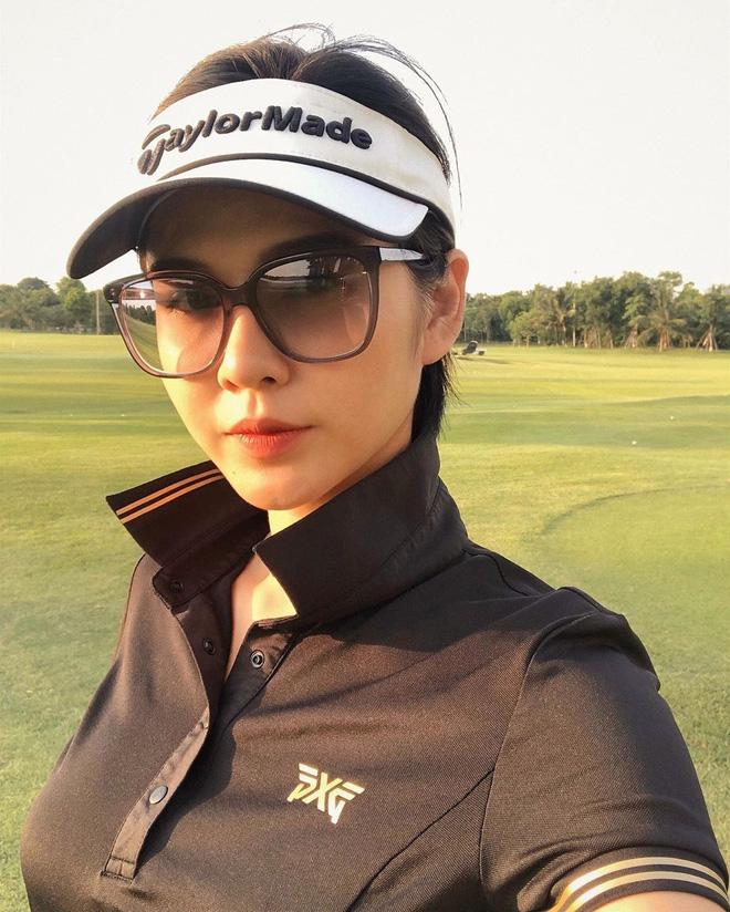 Bắt bài chụp ảnh của dàn gái xinh sân golf, chỉ một bức hình mà khoe đủ combo đẹp - khoẻ - sang - Ảnh 30.