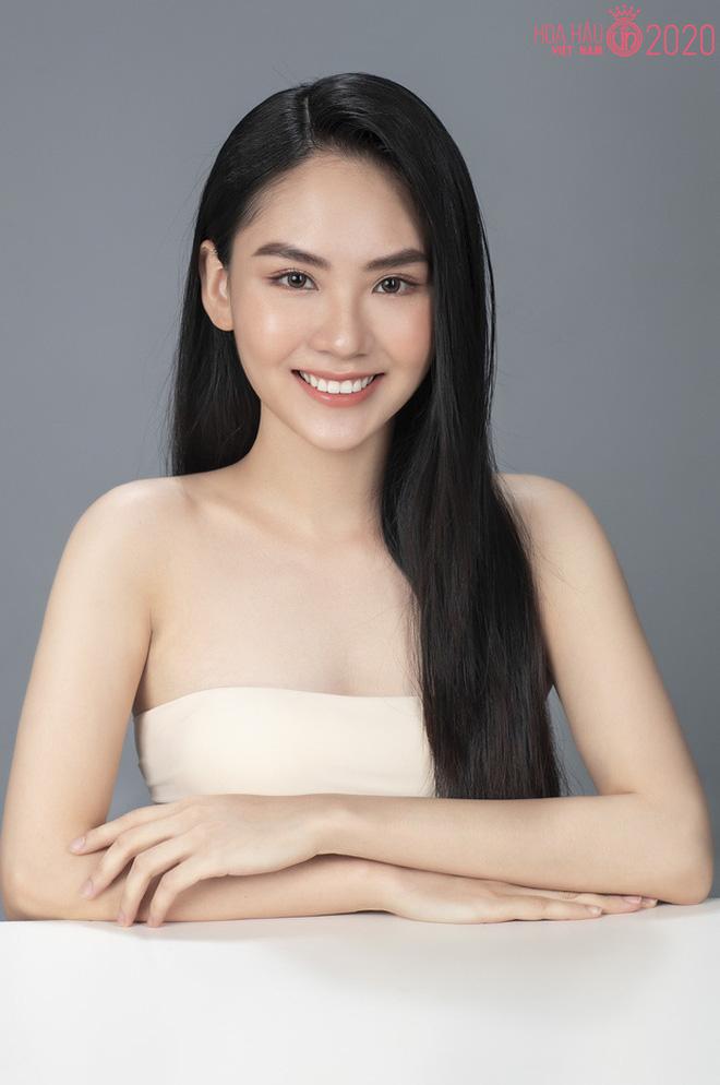 Nữ thần mặt mộc của Hoa hậu Việt Nam: Giấu bố mẹ nộp đơn ứng tuyển, nổi rần rần trên mạng người thân mới biết - Ảnh 4.