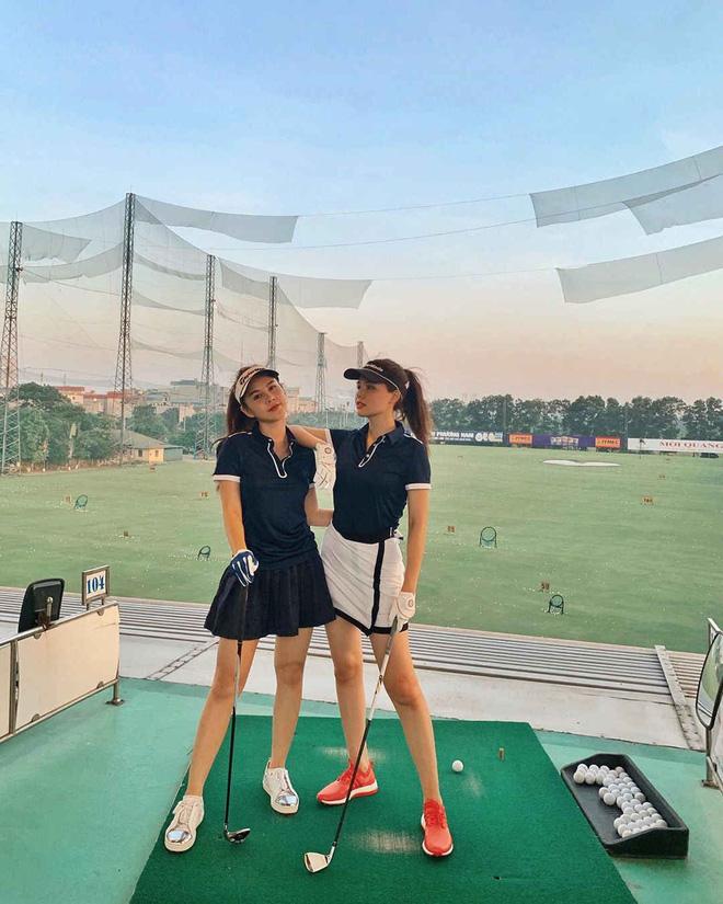 Bắt bài chụp ảnh của dàn gái xinh sân golf, chỉ một bức hình mà khoe đủ combo đẹp - khoẻ - sang - Ảnh 31.