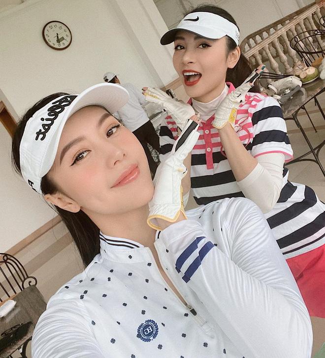 Bắt bài chụp ảnh của dàn gái xinh sân golf, chỉ một bức hình mà khoe đủ combo đẹp - khoẻ - sang - Ảnh 32.