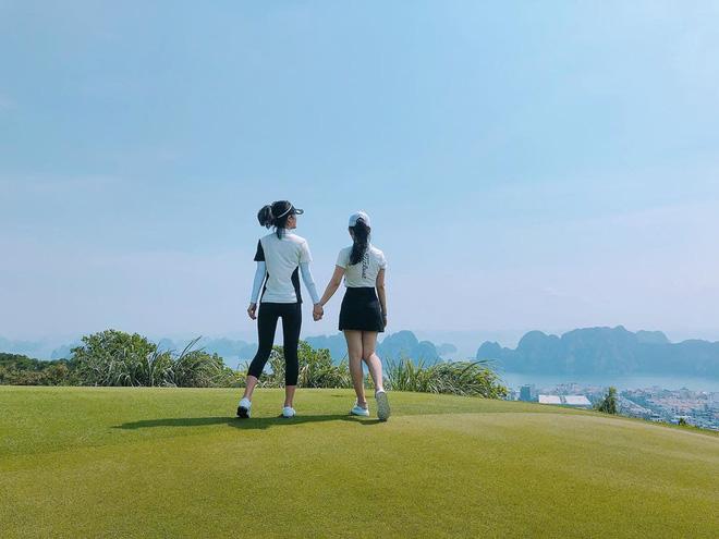 Bắt bài chụp ảnh của dàn gái xinh sân golf, chỉ một bức hình mà khoe đủ combo đẹp - khoẻ - sang - Ảnh 34.