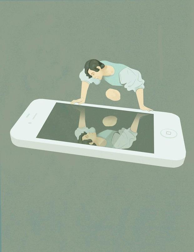 8 bức ảnh bóc trần sự thật trần trụi của cuộc sống hiện đại: Sự thật không phải lúc nào cũng màu hồng! - Ảnh 2.
