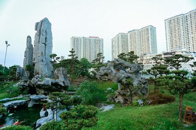Cận cảnh khu vườn tiền tỷ của tay chơi cây cảnh nức tiếng Hà thành - Ảnh 5.