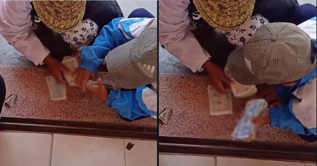 Cay mắt cảnh người mẹ nghèo đếm từng đồng lẻ mua trả góp điện thoại cũ cho con gái lớp 12, bất ngờ hơn là hành động của chủ cửa hàng - Ảnh 1.