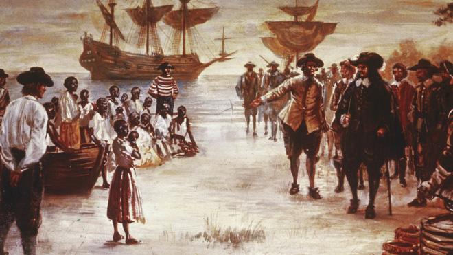 Vú em da đen: Góc khuất kinh hoàng trong lịch sử chế độ nô lệ ở phương Tây - Ảnh 1.