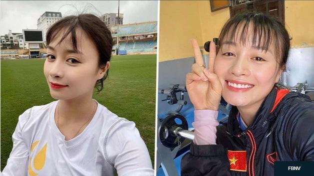 Tuyển thủ nữ Việt Nam nào được hâm mộ nhất trên facebook? - Ảnh 1.
