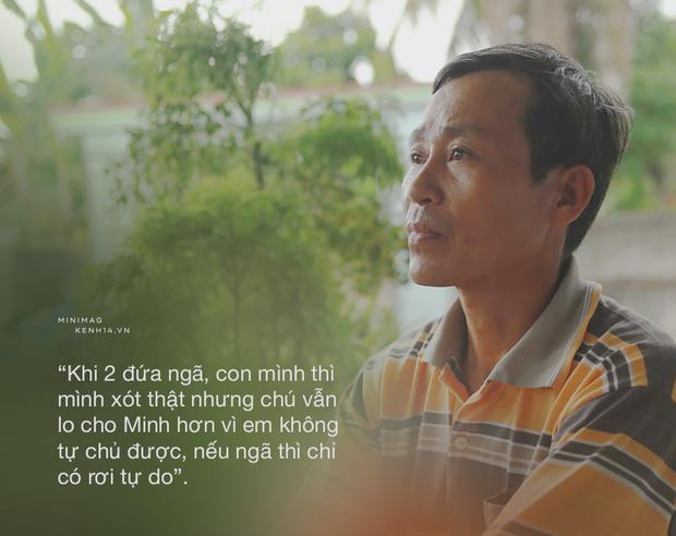 """Hành trình 10 năm cõng bạn khuyết tật đến trường: """"Dù cõng bạn cả đời, mình cũng sẵn sàng"""" - Ảnh 4."""