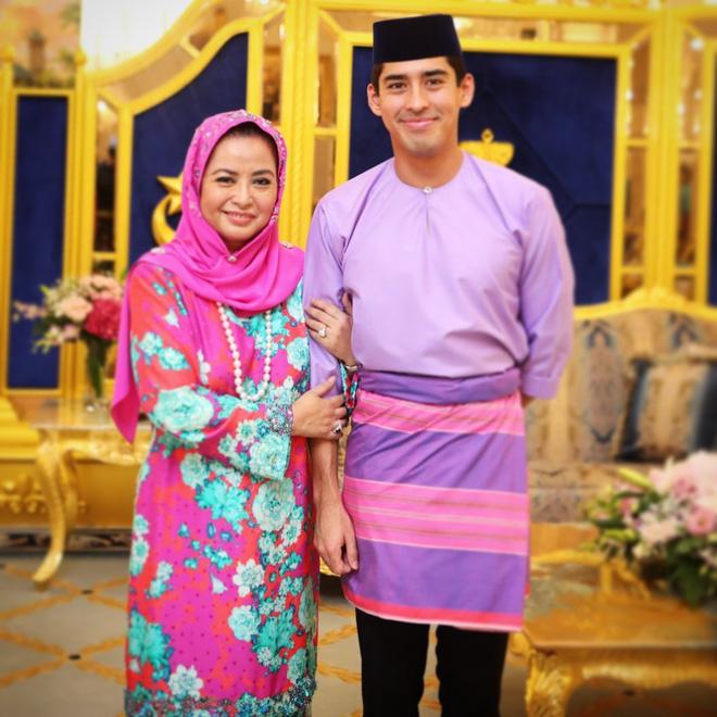 Cực phẩm Hoàng tử của Malaysia: Chàng quân nhân điển trai như tài tử điện ảnh, Instagram chỉ chia sẻ hình chụp cùng một người phụ nữ duy nhất - Ảnh 9.
