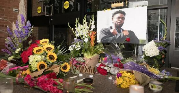 Lễ tưởng niệm Chadwick Boseman: Dàn sao Black Panther và Chủ tịch Marvel Studios đến dự, cùng gia đình đưa tiễn huyền thoại - Ảnh 9.