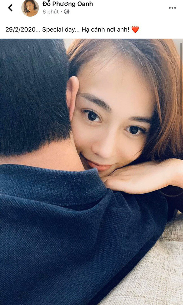 Hơn 5 tháng yêu mặn nồng, Phương Oanh bất ngờ tuyên bố chia tay bạn trai  - Ảnh 1.