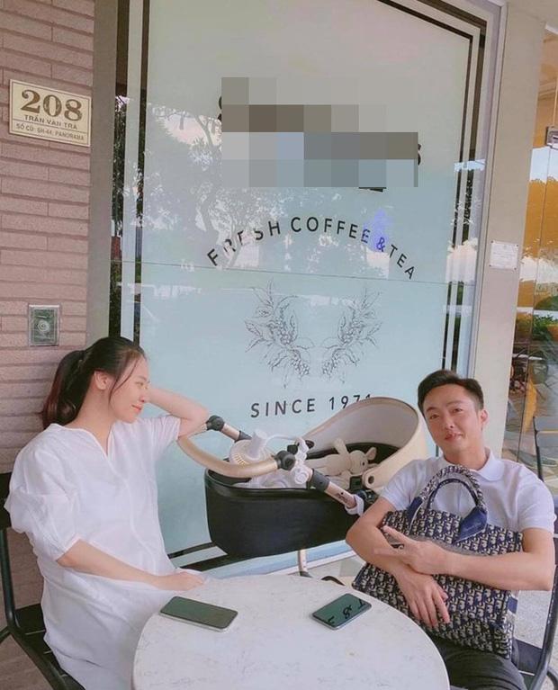 Tụ họp cùng công ty, Đàm Thu Trang chiếm trọn spotlight vì lần đầu lộ body sau 1 tháng sinh: Nuột thế này mà sao cứ giấu mãi? - Ảnh 3.