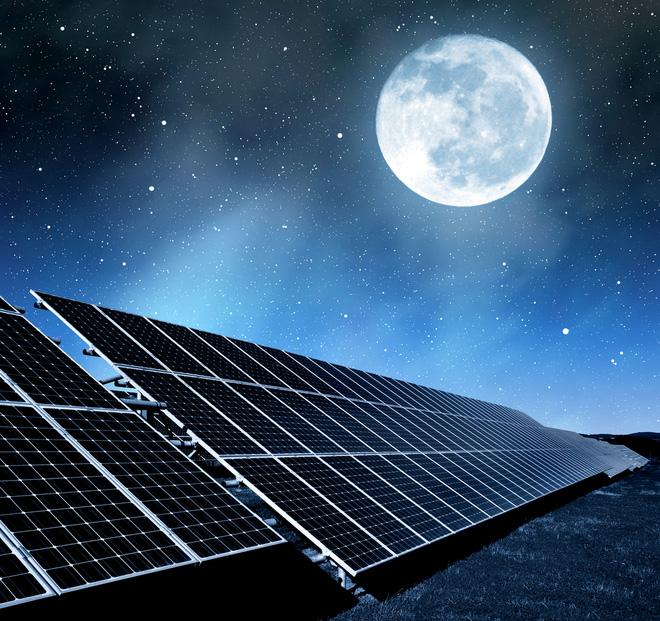 Công nghệ kháng-pin Mặt Trời có thể tạo ra được điện trong đêm tối - Ảnh 1.