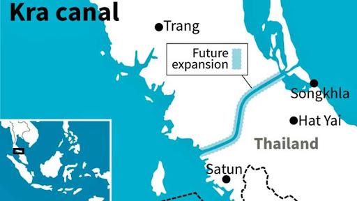 Nguy cơ đối đầu Trung - Ấn từ siêu dự án kênh đào ở Thái Lan - Ảnh 4.