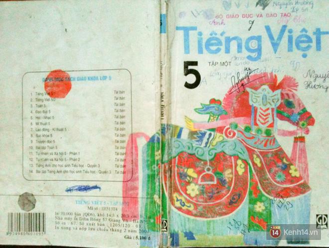 Trang sách cũ của 8X, 9X bỗng được share rần rần trên mạng, hóa ra nhờ câu nhắn siêu dễ thương từ nhà xuất bản - Ảnh 5.