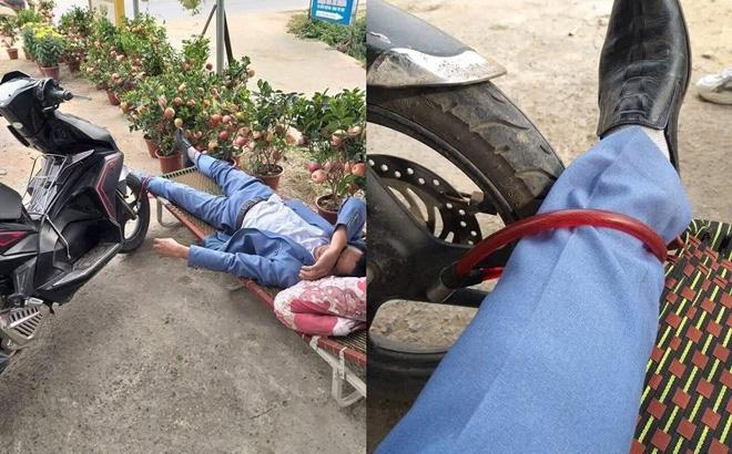 Bức ảnh người đàn ông to béo say xỉn nằm ngủ trên đường bị đào mộ, thân hình của anh ta khiến tất cả câm nín - Ảnh 5.